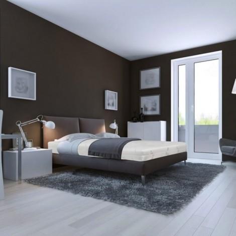 Saltea Bien Dormir Confort, ortopedica, material aloe vera, arcuri Bonnel Premium